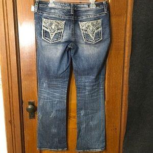 NWT Vigoss Bootcut Jeans